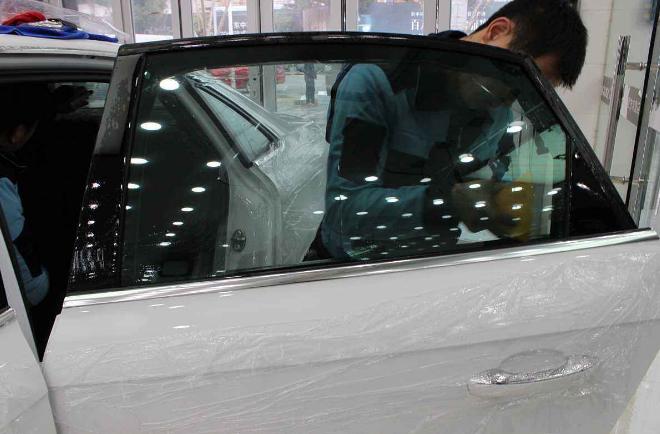 华瑞源机动车登记服务站告诉您:爱车贴膜怎样合规?