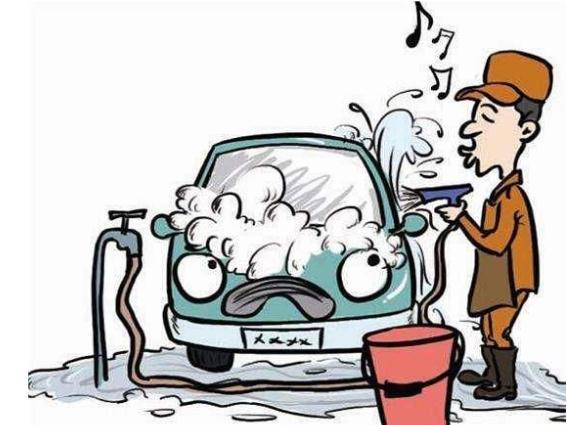 洗车知识:汽车的这三个地方不能洗,你知道吗?