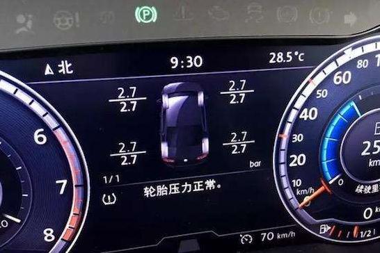 汽车胎压监测有什么作用?有必要安装吗?