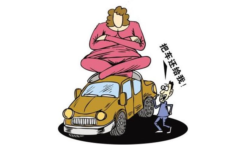 二手车只签合同可以吗?不过户有什么风险?