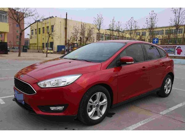 福特 福克斯 2015款 两厢 1.6L 自动舒适型