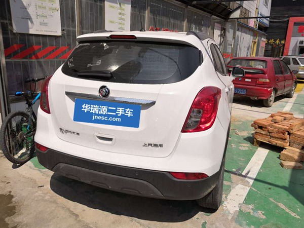 济南别克 昂科拉 2015款 1.4T 自动两驱都市领先型