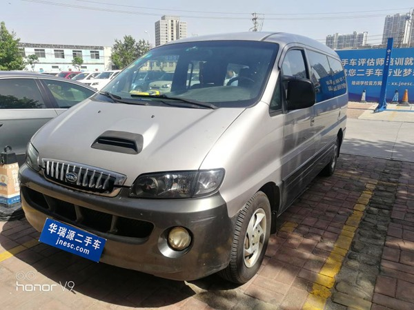 江淮 瑞风 2011款 2.8T穿梭 柴油舒适版HFC4DA1-2B1