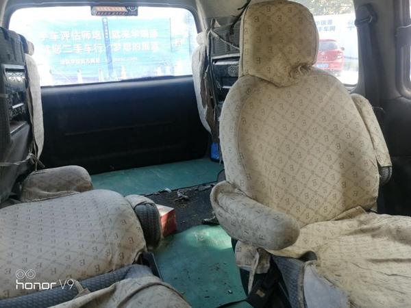 济南江淮 瑞风 2011款 2.8T穿梭 柴油舒适版HFC4DA1-2B1