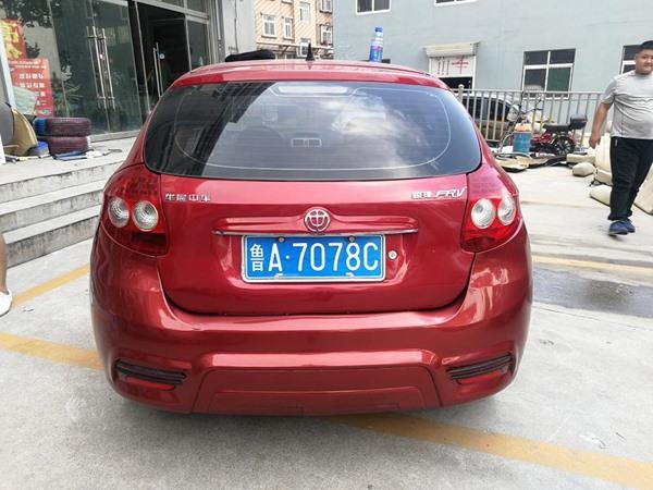 济南中华 中华骏捷FRV 2010款 1.3 手动舒适型