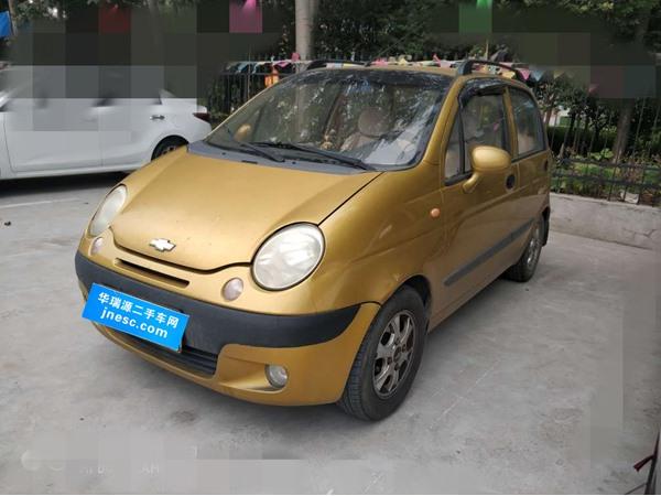 雪佛兰 雪佛兰乐驰 2006款 1.0L 手动基本型