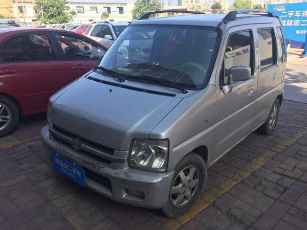 铃木 北斗星 2008款 1.4L系列 CH7140A1 标准