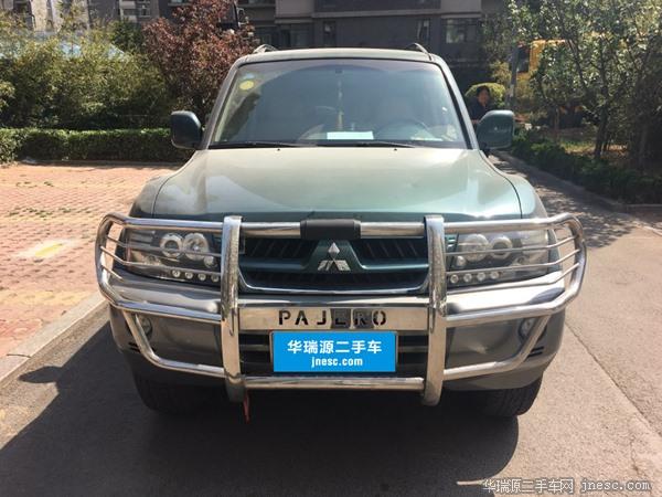 济南三菱 帕杰罗(进口) 2011款 3.0 自动精英版