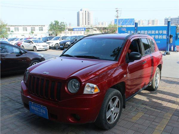 Jeep 指南者(进口) 2007款 2.4 运动版