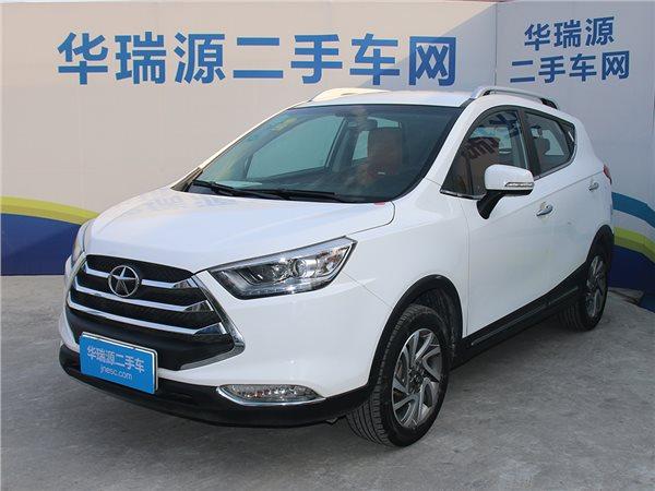 江淮 瑞风S3 2016款 1.5L 手动豪华型