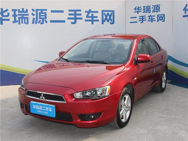 三菱 翼神 2010款 1.8 CVT舒适型