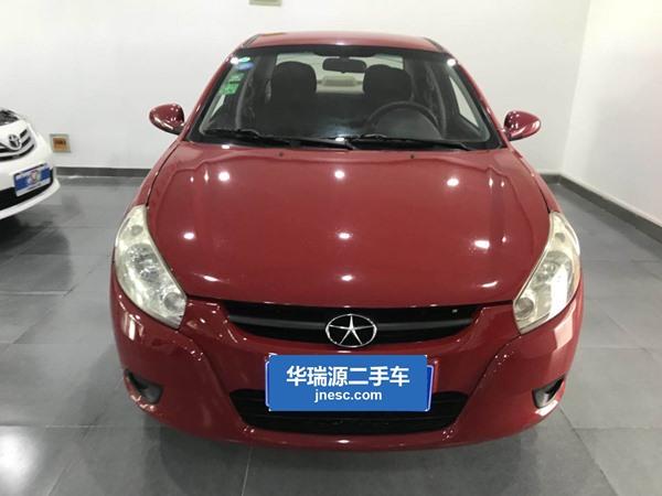 济南江淮 同悦 2010款 1.3L 舒适型MT