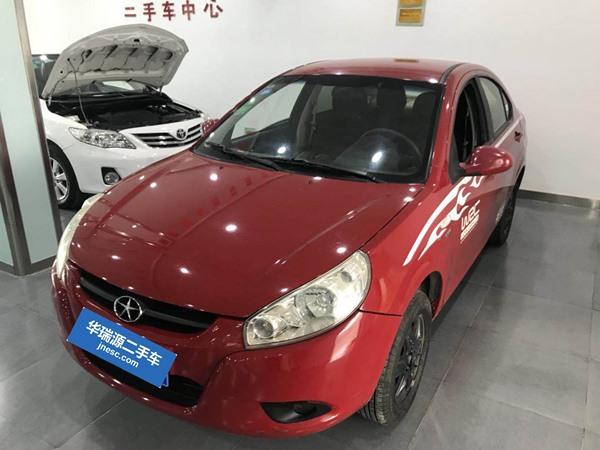 江淮 同悦 2010款 1.3L 舒适型MT