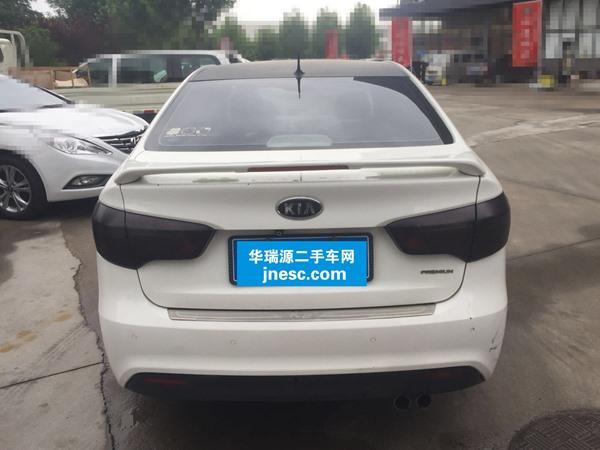 济南起亚 起亚K2 2011款 1.6L 自动Premium