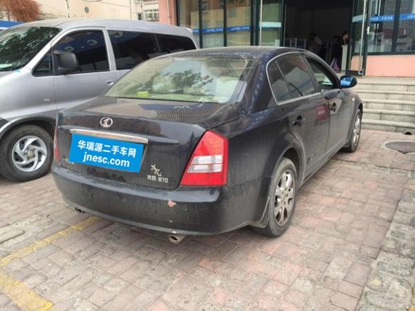 济南奔腾 奔腾B70 2010款 2.0 手动时尚型