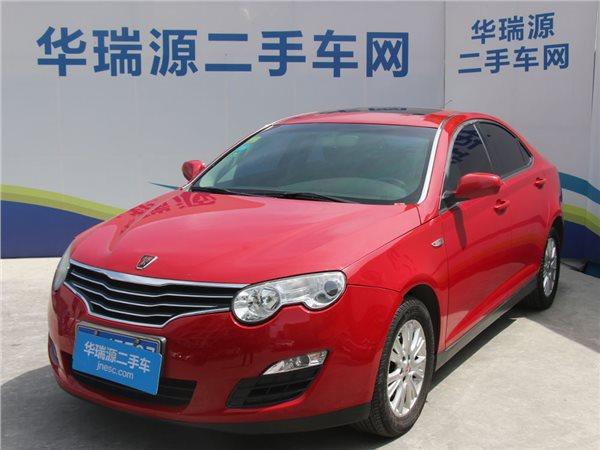 荣威 荣威550 2009款 550S 1.8 自动启臻版
