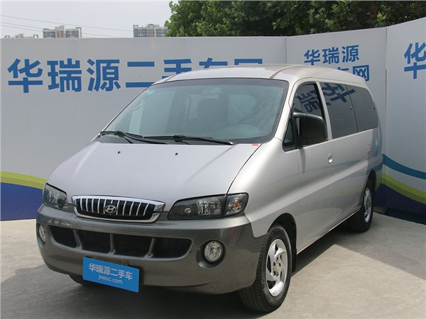 江淮 瑞风  2011款 2.4L一家亲 汽油豪华版HFC4GA1-C