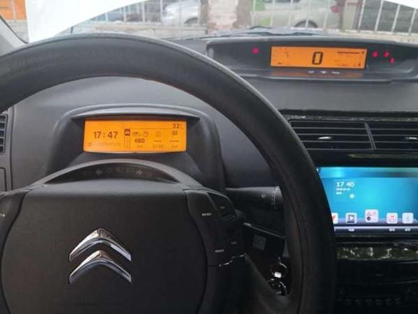 济南雪铁龙 世嘉三厢 2014款 1.6L 手动车载互联版