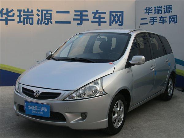 东风风行 景逸 2012款 XL 1.5L 手动尊享