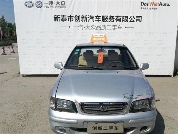 一汽 夏利 2011款 A+ 1.0L 三厢(无空调)