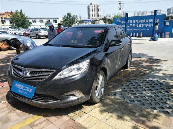 长安 逸动 2014款 1.6L 手动豪华型