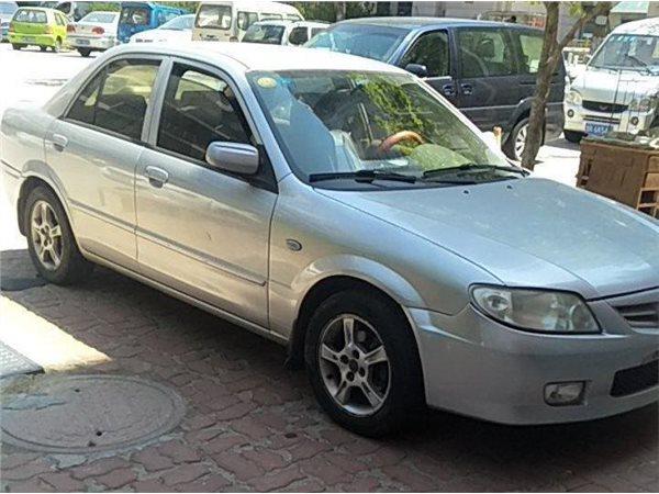 海马 马自达323 2002款 1.6L GLS