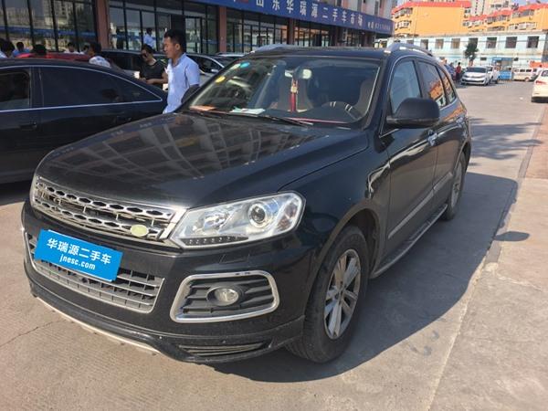 众泰 众泰T600 2014款 1.5T 手动尊贵型