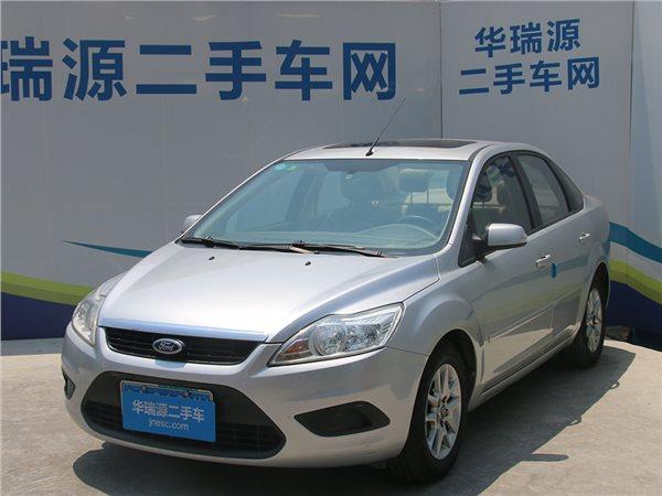 福特 福克斯 2011款 三厢 1.8L 手动舒适型