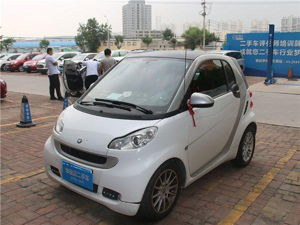 smart Fortwo(进口) 2012款 1.0L 龙年特别版