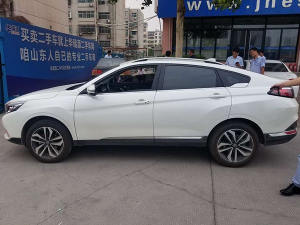 济南启辰 启辰T90 2017款 2.0L CVT领尚版
