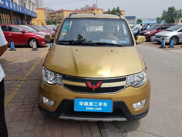 济南五菱 五菱宏光 2015款 1.2L S手动基本型 国V