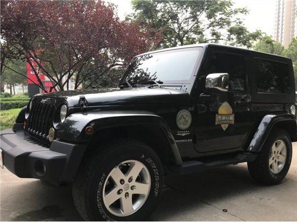 Jeep 牧马人 2011款 Sahara两门款