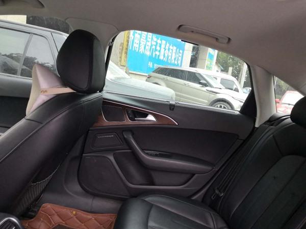 济南奥迪 奥迪A6L 2014款 2.0 TFSI 标准型