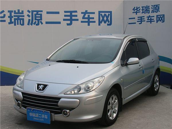 标致 标致307 2010款 两厢 1.6L 手动舒适版