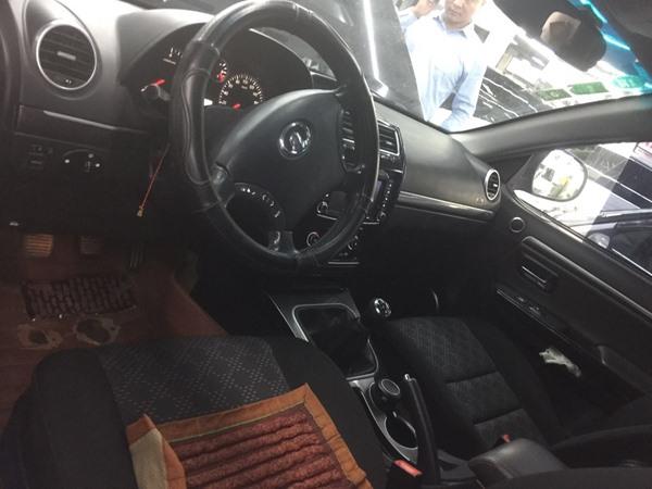 济南哈弗 哈弗H5 2013款 智尊版 2.0L手动两驱进取型
