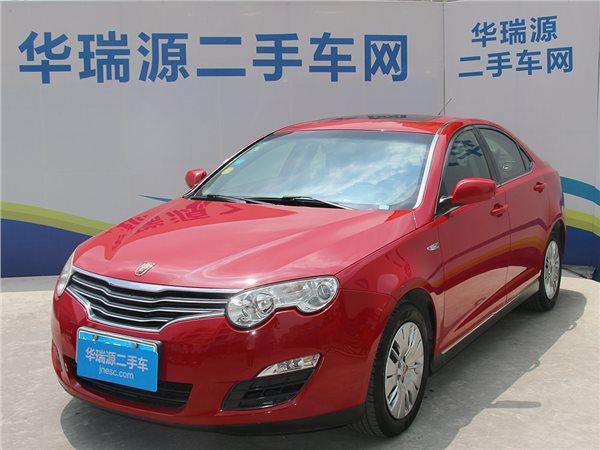 荣威550 2010款 550 1.8 手动启悦贺岁版