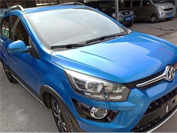 北汽绅宝 绅宝X25  2015款 1.5L 手动精英型