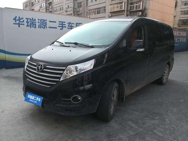 江淮 瑞风M5 2016款 2.0T 汽油手动商务版