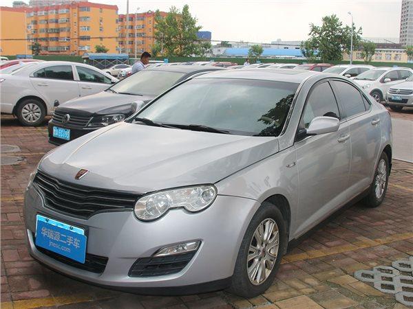 荣威 荣威550 2008款 550S 1.8 手动启逸版