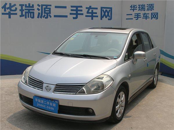 日产 颐达 2006款 1.6JS AT