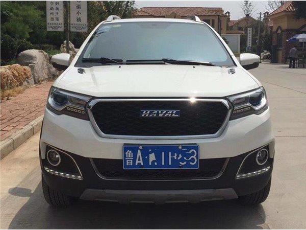 哈弗H1 2017款 蓝标 1.5L 手动尊贵型