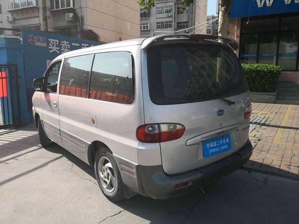 济南江淮-瑞风-2008款 2.0L穿梭 汽油 简配单空调型