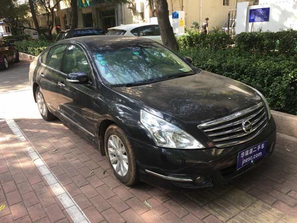 济南日产-天籁-2010款 2.0 XL CVT周年纪念版