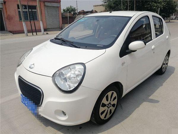 吉利 熊猫 2011款 1.0L 手动 舒适型Ⅱ