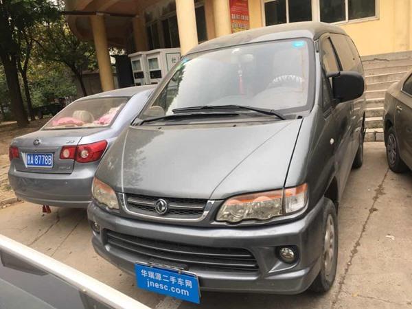 济南东风风行-菱智-2011款 Q3 2.0L 7座长轴创业版