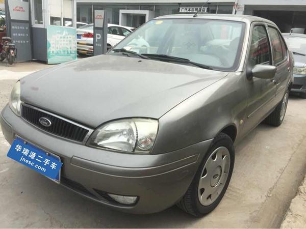 福特-嘉年华三厢-2004款 1.6自动舒适