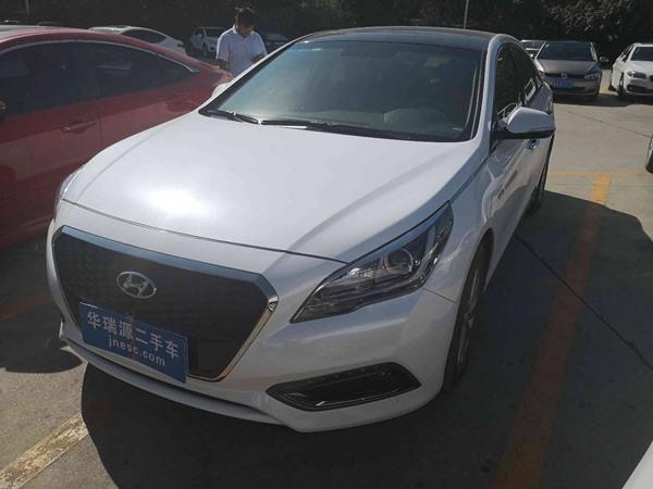 现代-索纳塔九-2016款 2.0L hybrid HL豪华型
