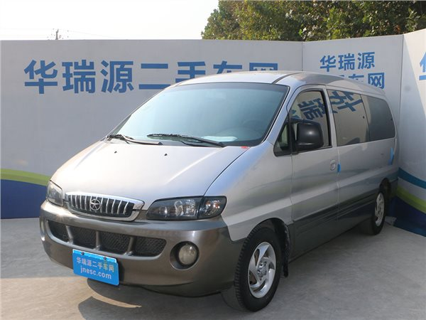 江淮 瑞风  2011款 2.4L彩色之旅 汽油标准版HFC4GA1-C