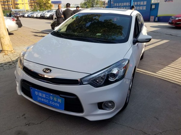 起亚 起亚K3S 2014款 1.6L 自动GLS