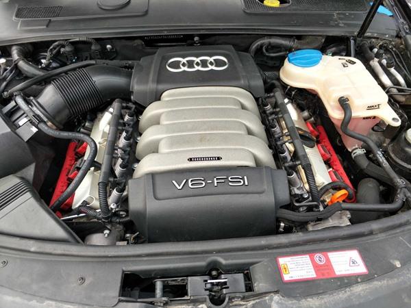 奥迪-奥迪A6L-2011款 2.8 FSI CVT舒适型